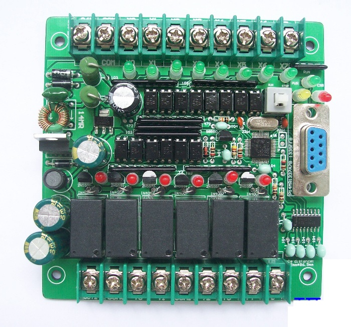 BOARD PLC fx1n-14MR - KHO B