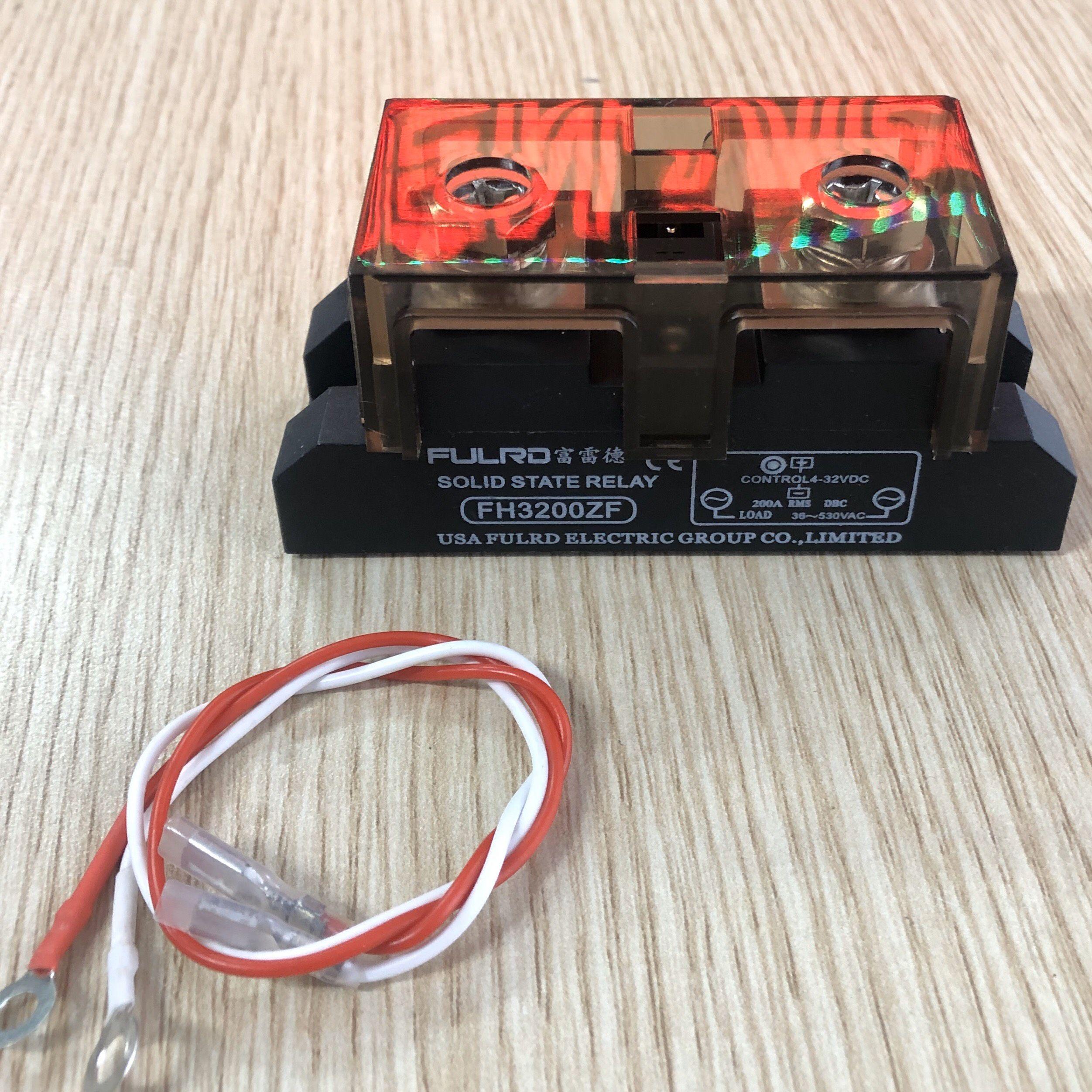 Relay bán dẫn 200A FH3200ZF 6-530VAC / SSR-200DA - (KB4H3)