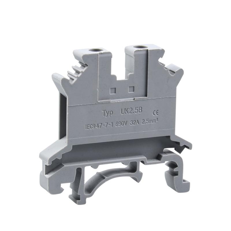 Cầu đấu dây UK2.5B 690V/32A - i10H1