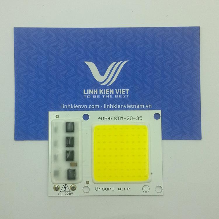 Led Luxeon 220VAC 35W sáng trắng - K5H16