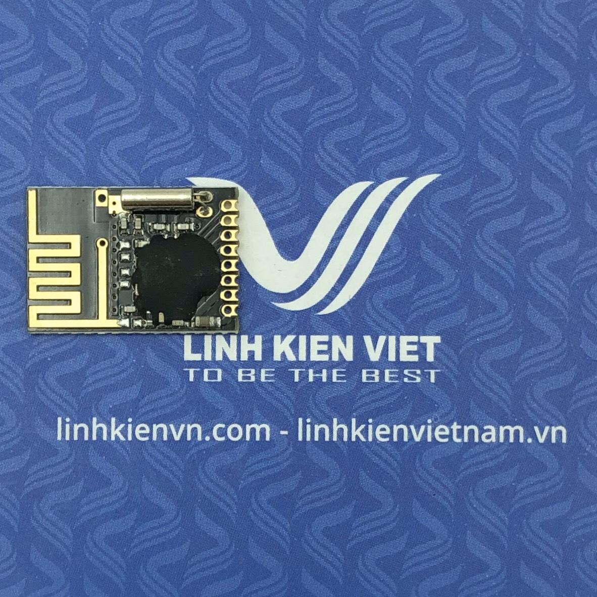 Module Thu Phát RF NRF24L01 Mini 2.4GHz dùng chip BK2425 - X1H23