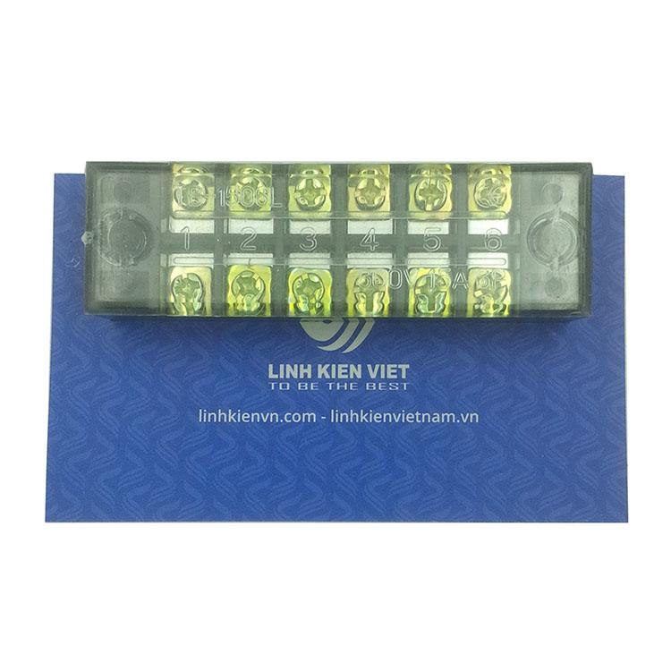Cầu Đấu 6 TB-1506 600V 15A i8H10