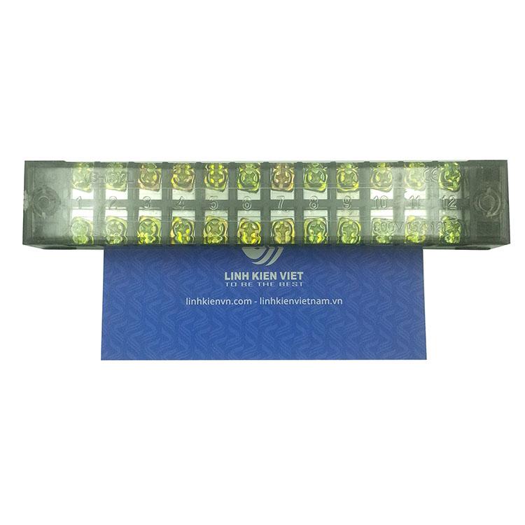 Cầu Đấu 12 TB-1512 600V 15A i8H13