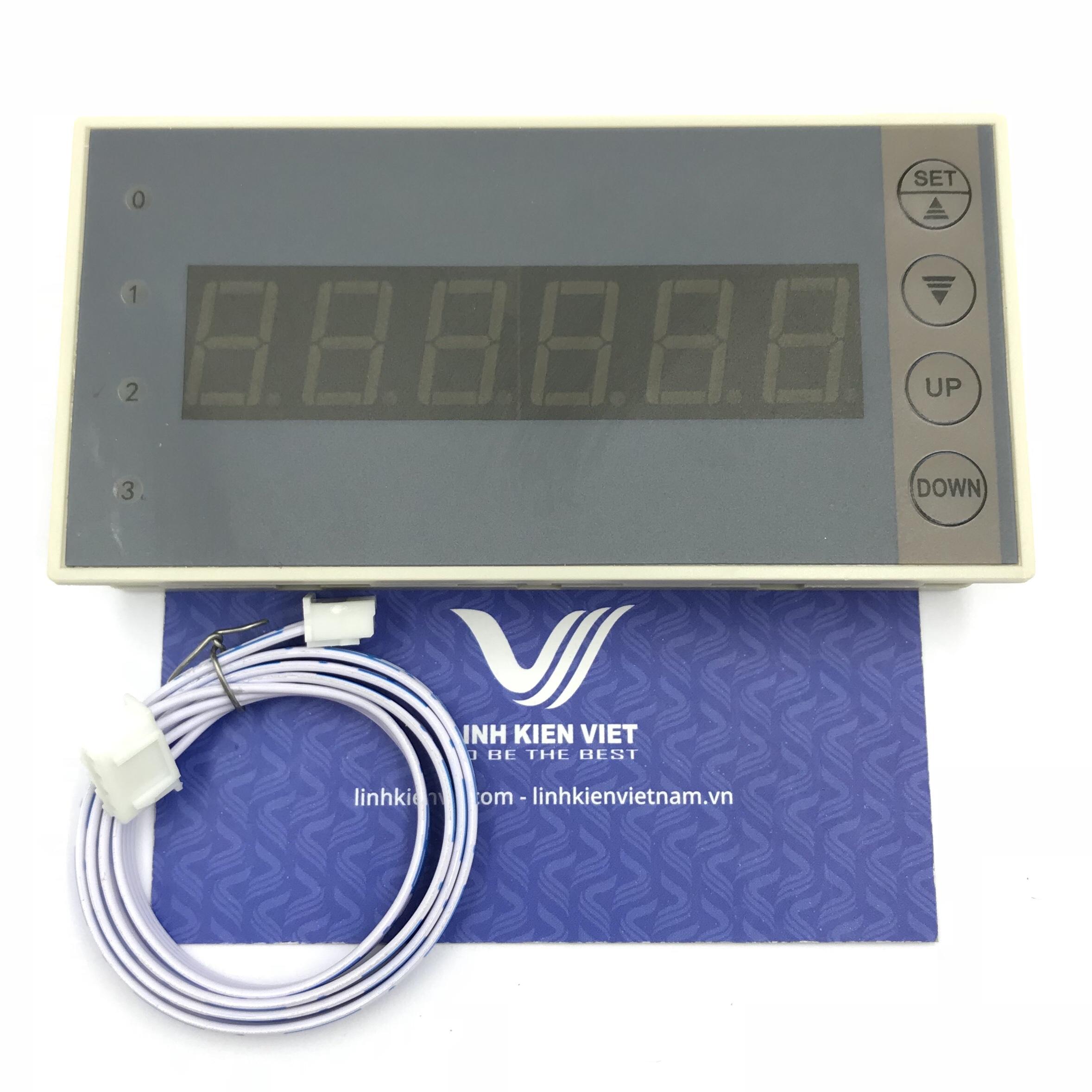 Màn hình hiển thị số FX1N-10MT-S (Một hàng LED) - X1H9