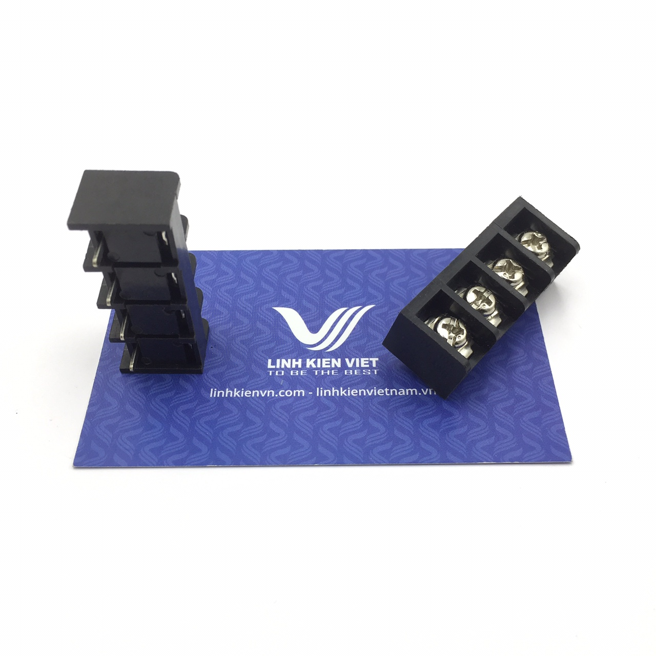 Cầu đấu terminal HB9500-4P /DC49 - 9.5mm 4P s1H16