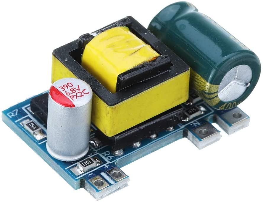Nguồn adapter không vỏ AC-DC Mini 5V 700mA hàn mạch - K4H24