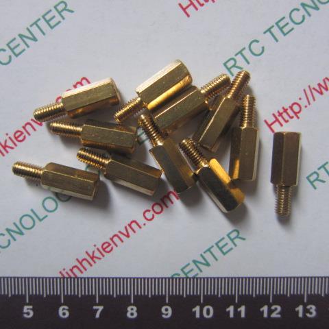 CỌC ĐỒNG M3 10+6mm -i4H20 (KA2H4)