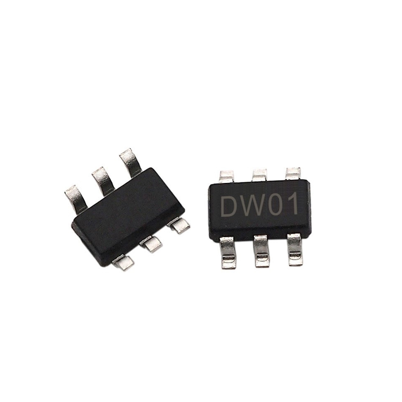IC DW01 / IC sạc pin cell DW01 - F8H1