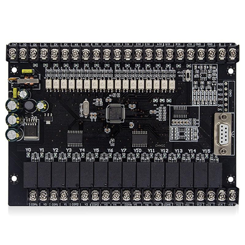 PLC board FX1N-30MR - KHO B (đổi sang 32mrt)
