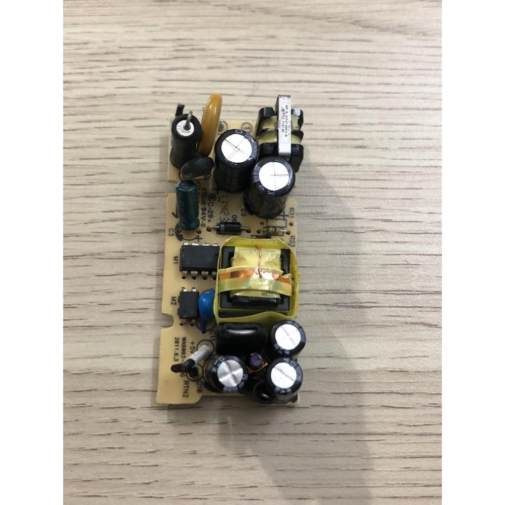 Nguồn adapter 5V 2A 5V2A không vỏ - (hàng tháo máy)