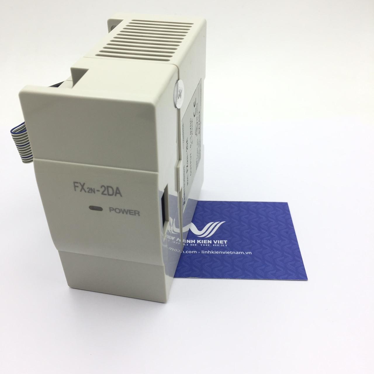 Module FX2N-2DA Hàng 99%