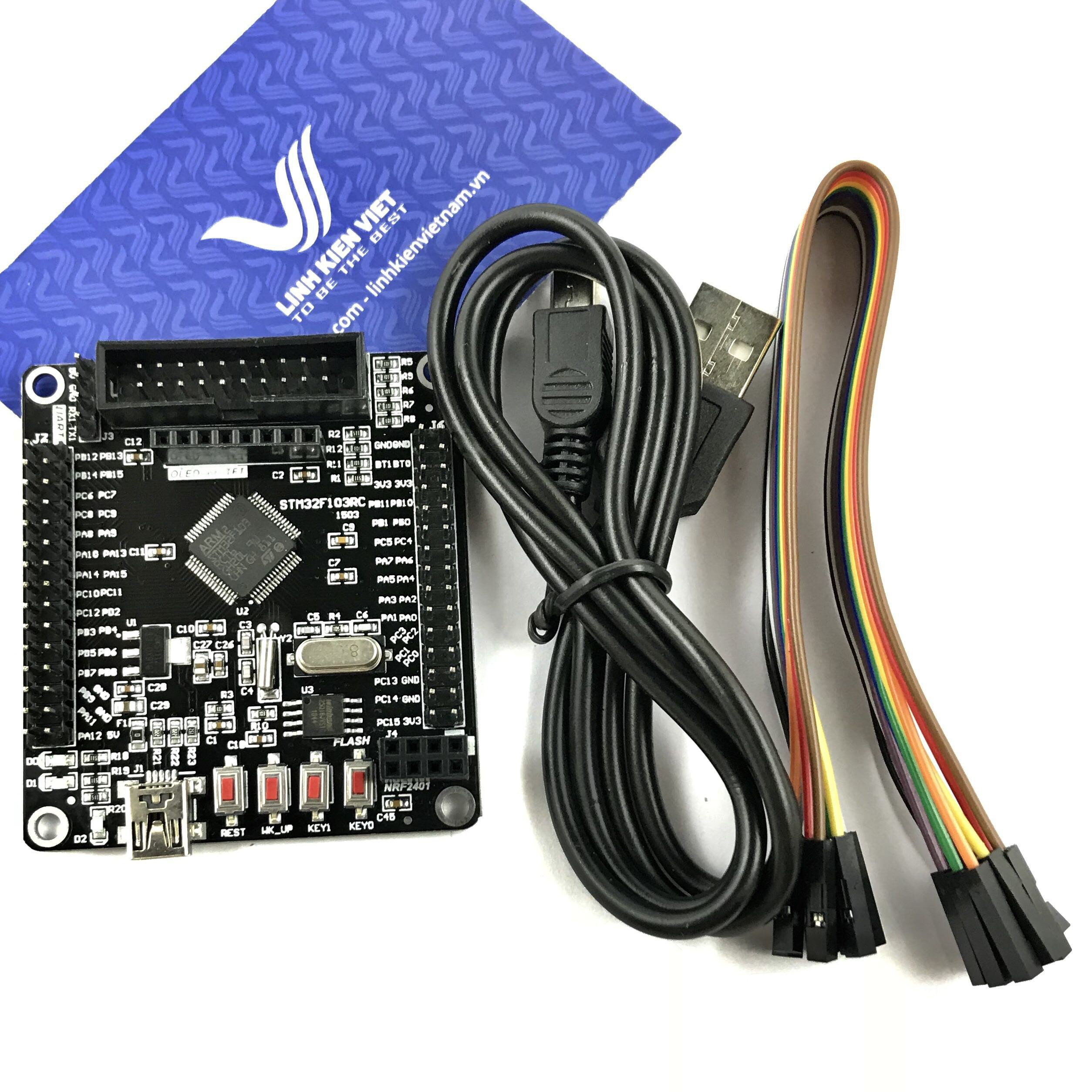 Kit Phát Triển STM32F103RCT6 ARM Cortex-M3 Mini - I2H10