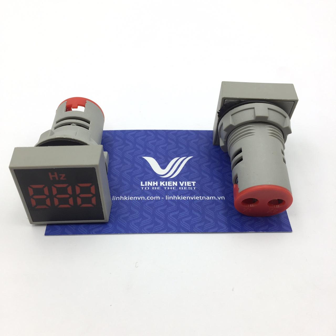 Đồng hồ đo tần số AD101-22HzS màu Đỏ - S1H3