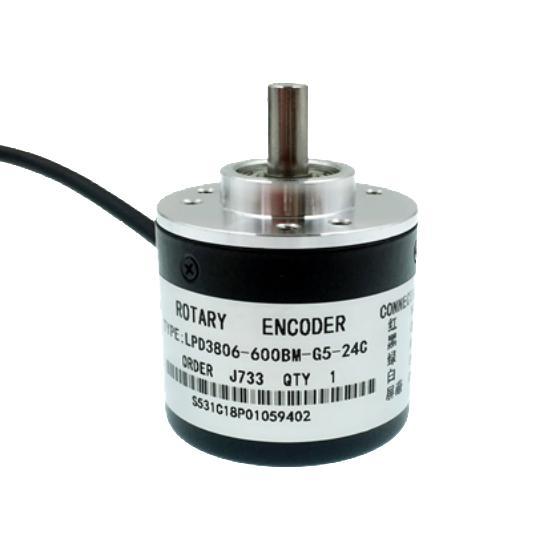 ENCODER 600 XUNG 2 PHA AB / 5-24V - KHO B