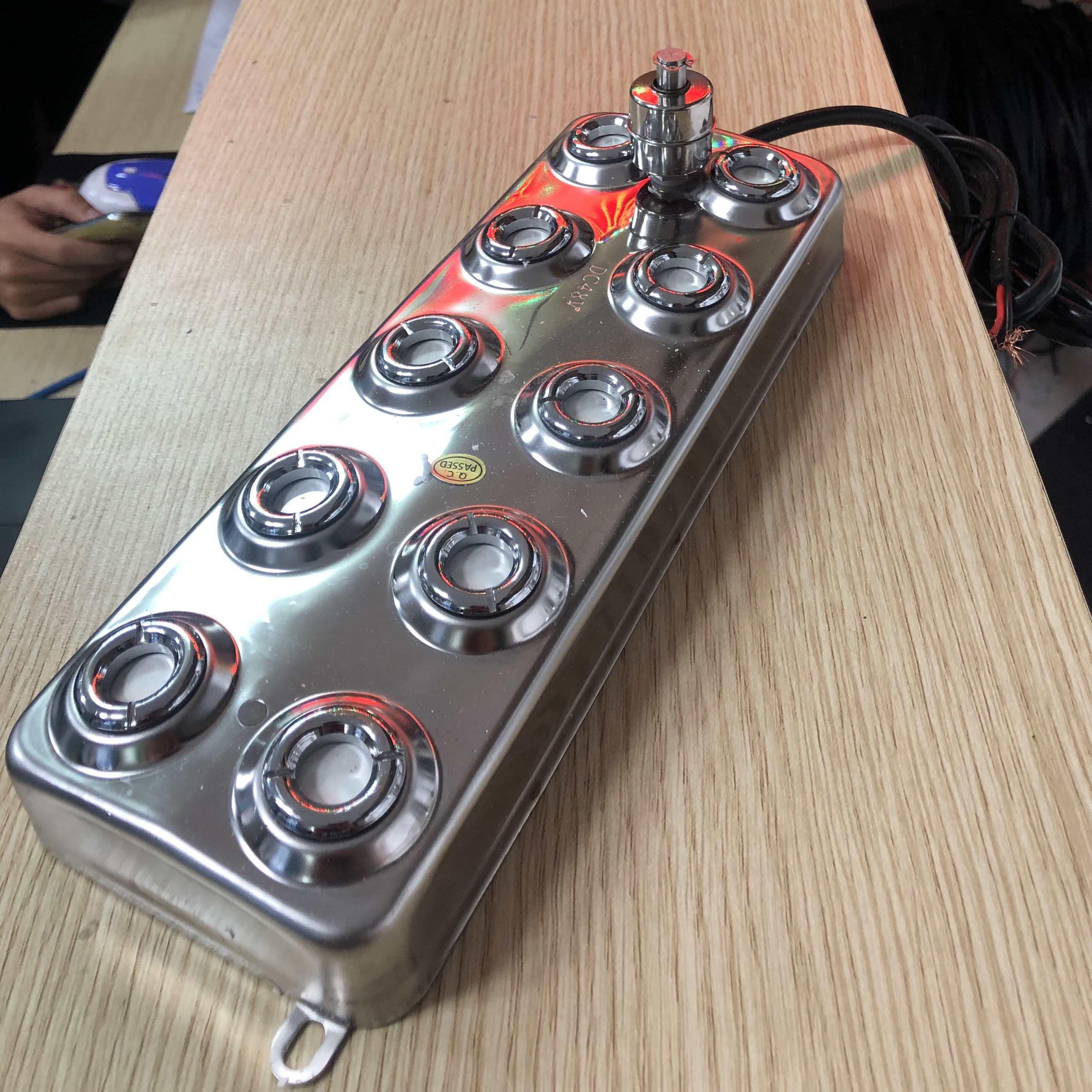 Máy phun sương công nghiệp 10 mắt 48V 250W