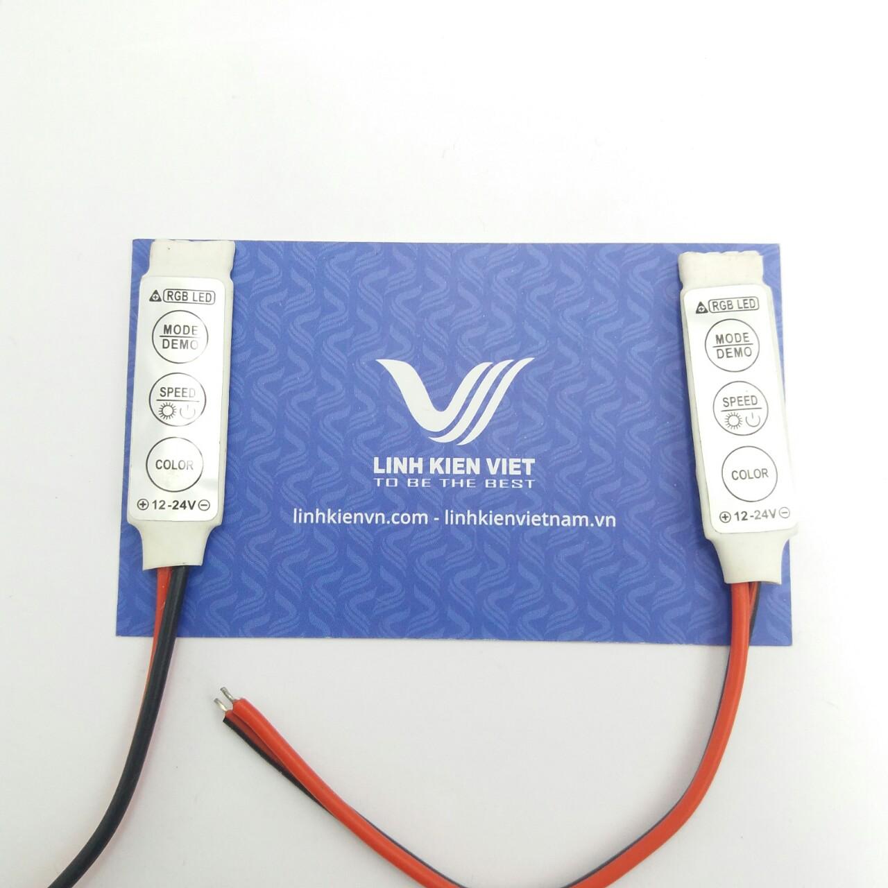 Bộ điều khiển led dây 3 màu RGB i8H2