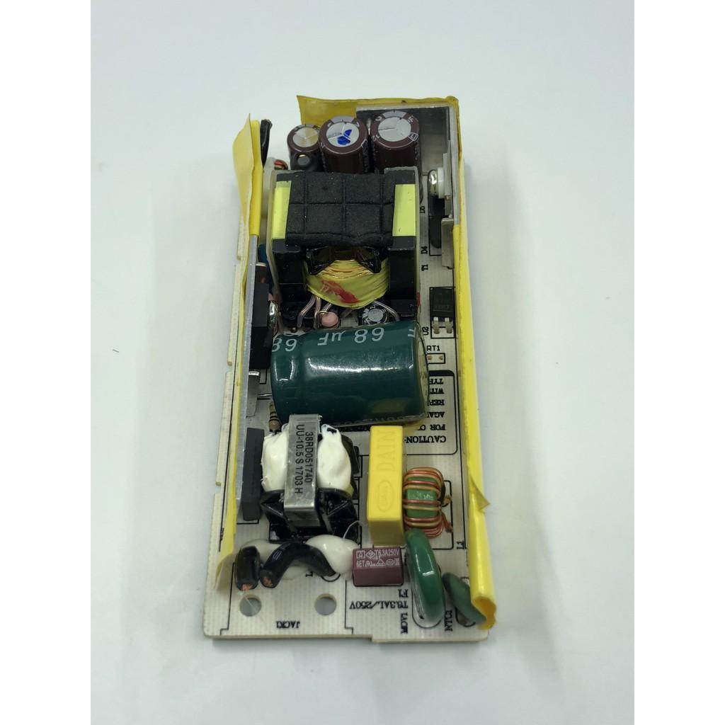 Nguồn adapter 12V 5A không vỏ (hàng tháo máy)