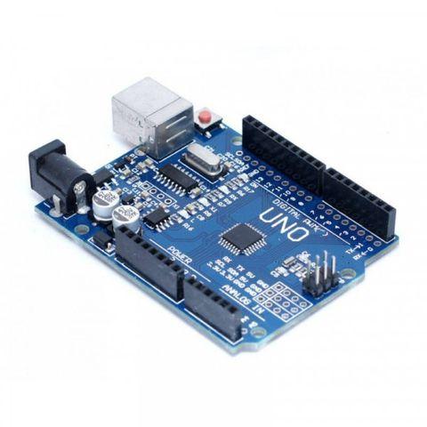 Kit ARDUINO UNO R3 chip dán - B3H7