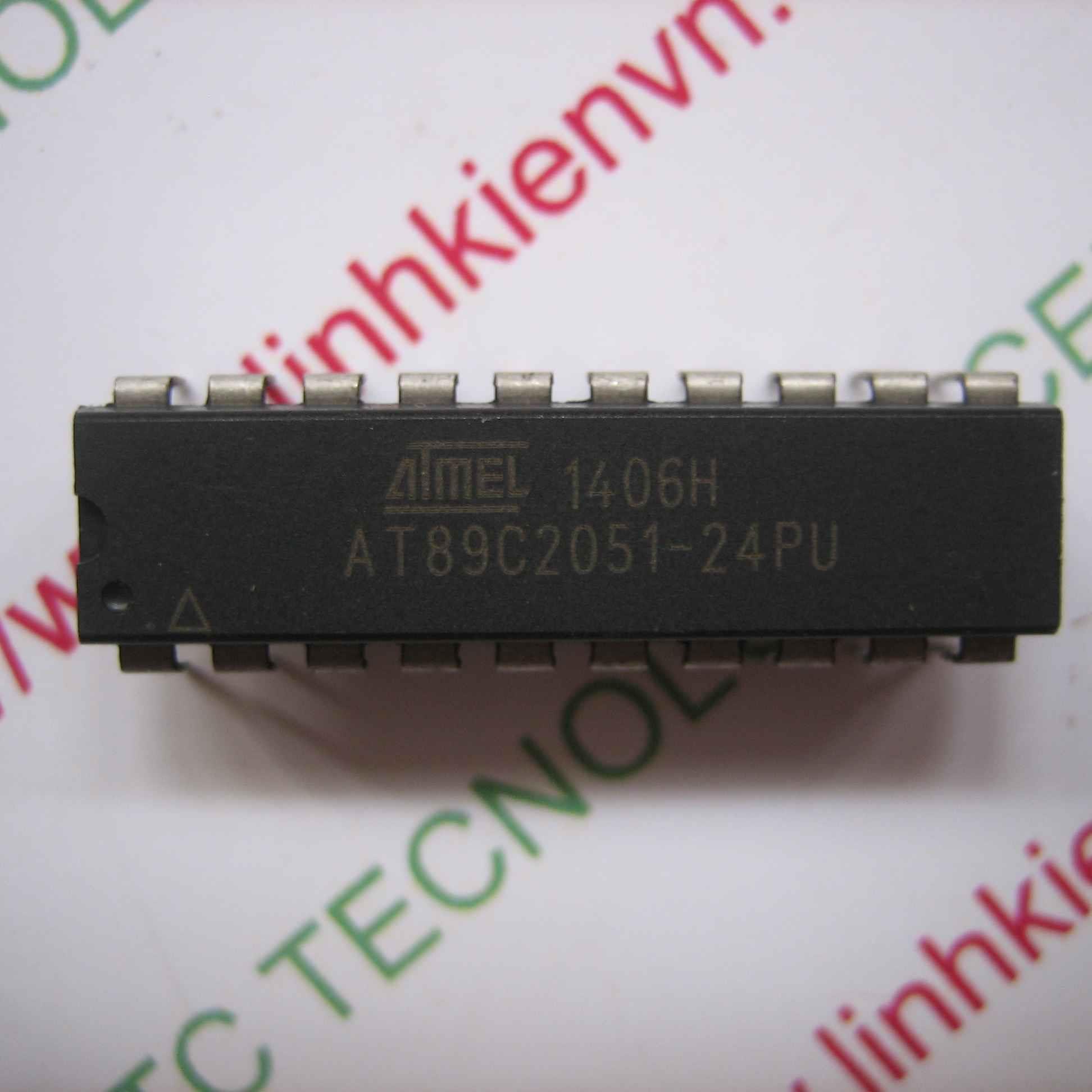 AT89C2051-24PU DIP20 - F1H1