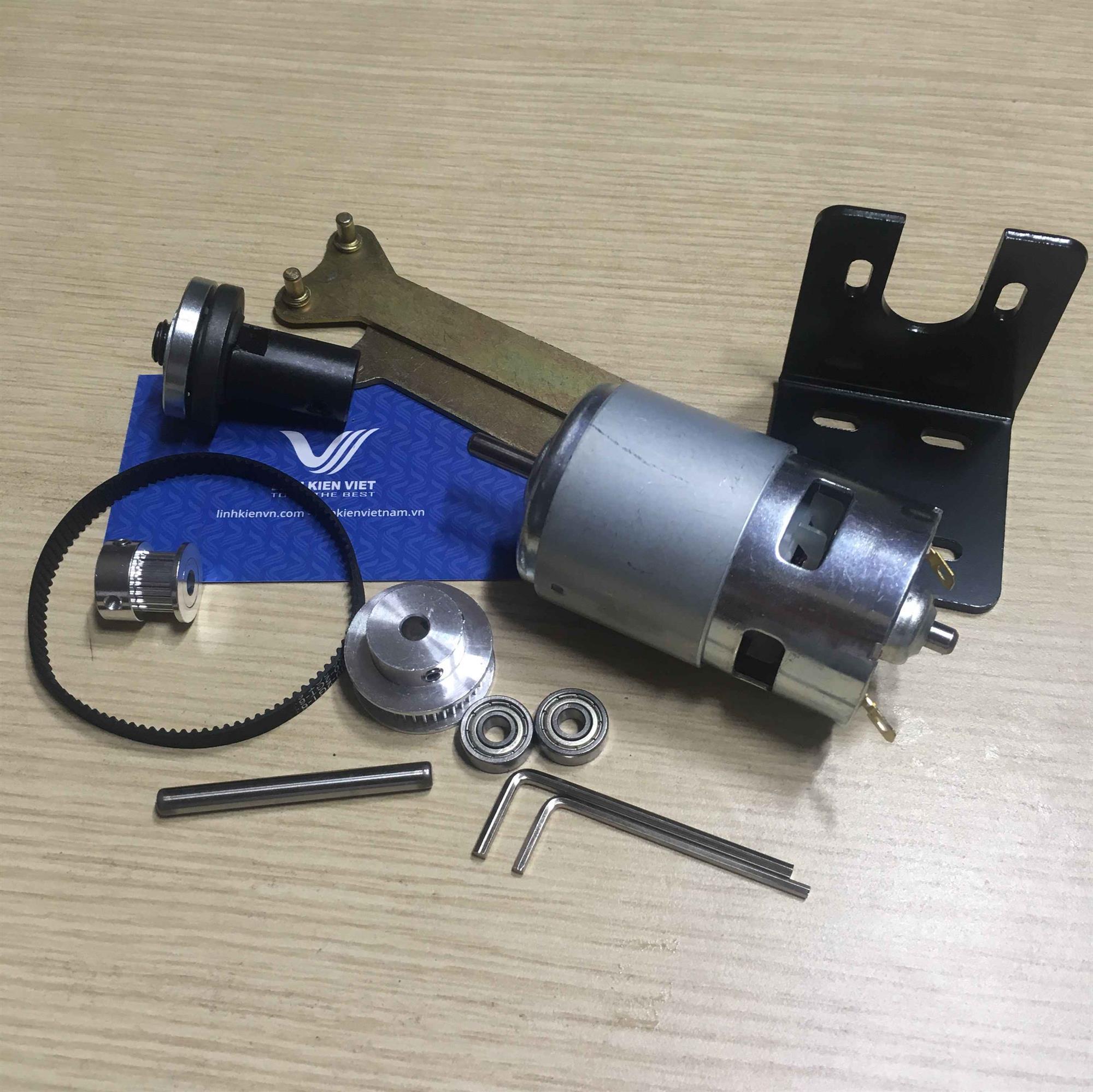 Bộ chế tạo máy cắt dùng động cơ 775 18000 rpm