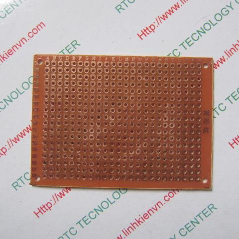 Bo lỗ 5x7cm / PCB 5x7cm - B9H13