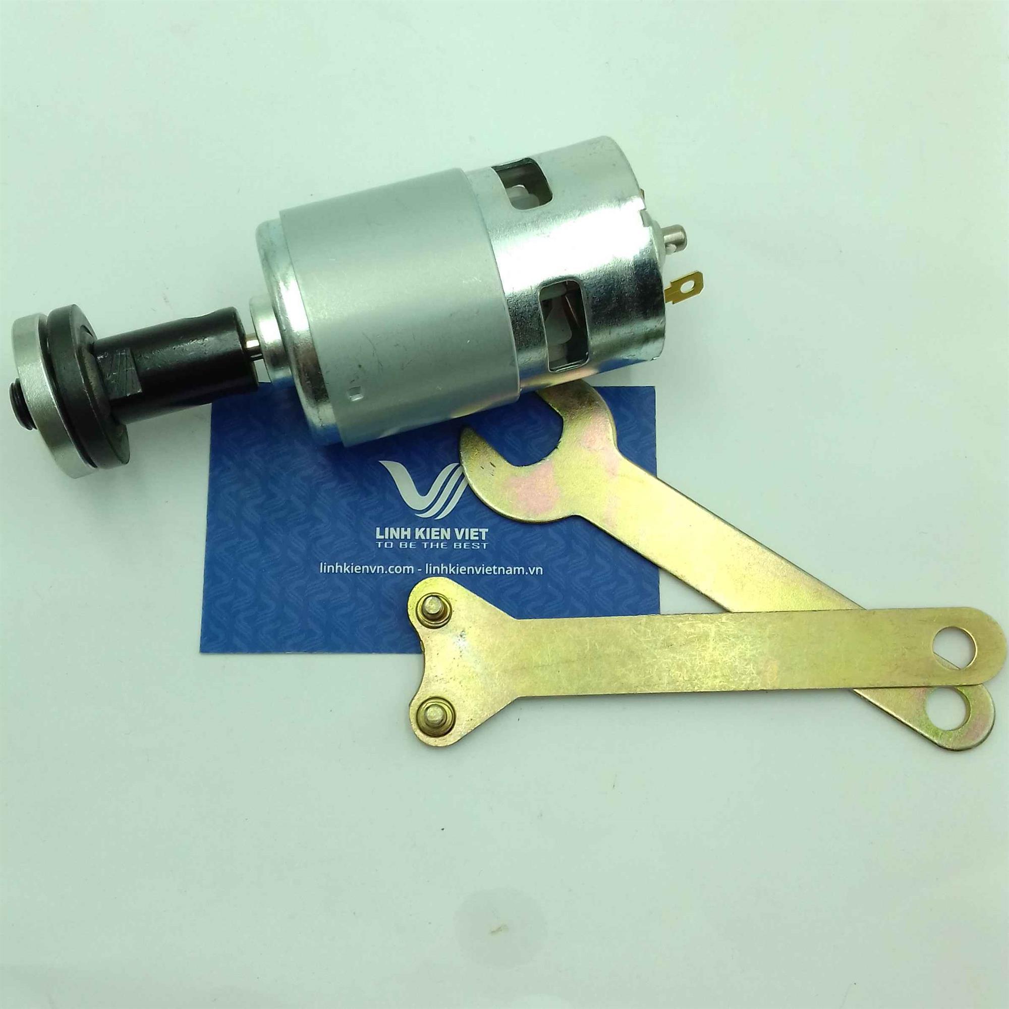Bộ máy cắt động cơ 775 full / Bộ máy cắt motor 775 - i5H19 + i5H20