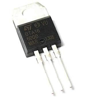 Triac BTA16-600B 16A 600V - B6H5