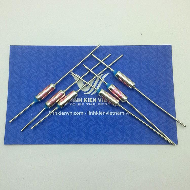 Cầu chì nhiệt RY 165 10A 250VCC 165 độ / Cầu chì nồi cơm điện - K3H20