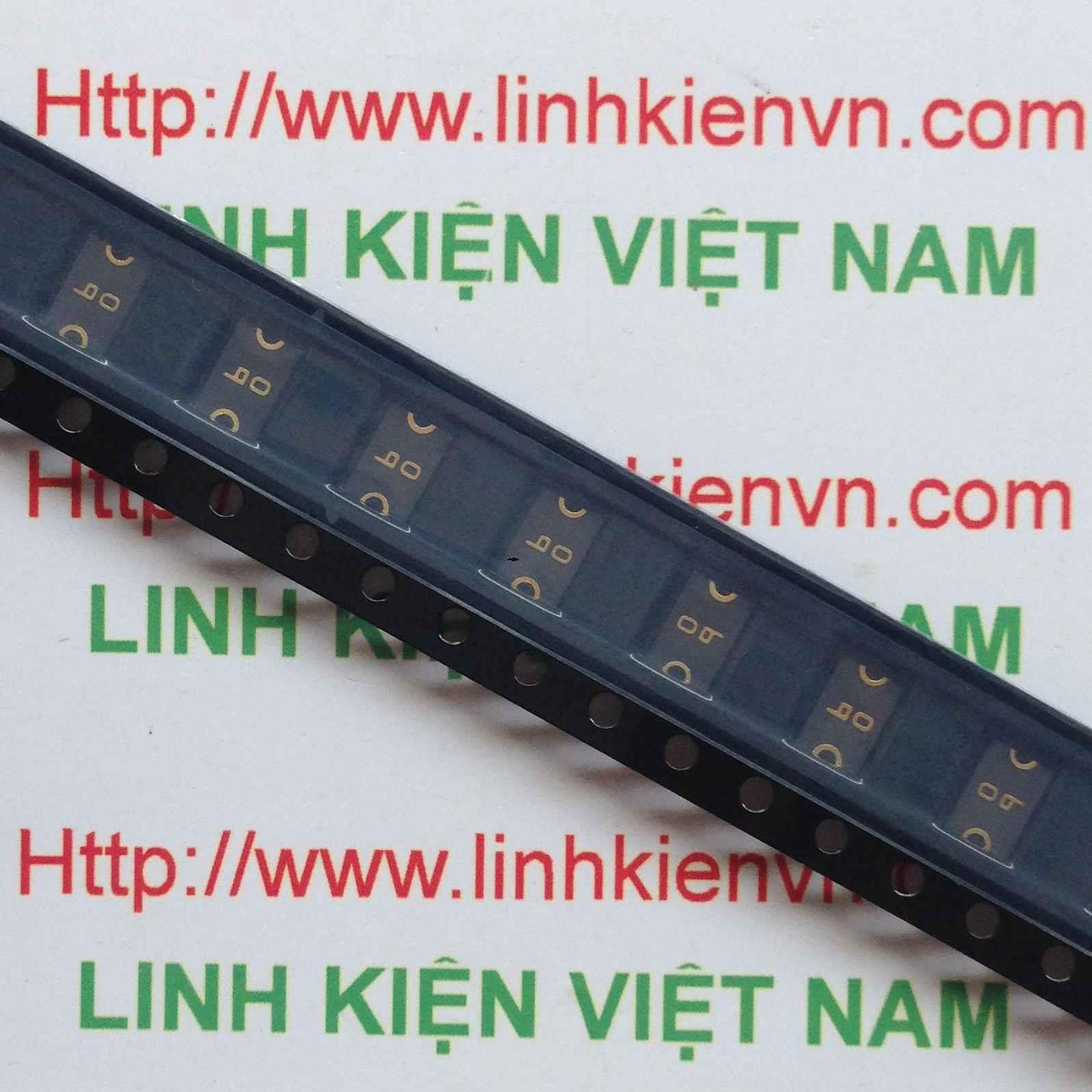 Cầu chì tự phục hồi 24V/1.1A - 1812 SMD - B10H9
