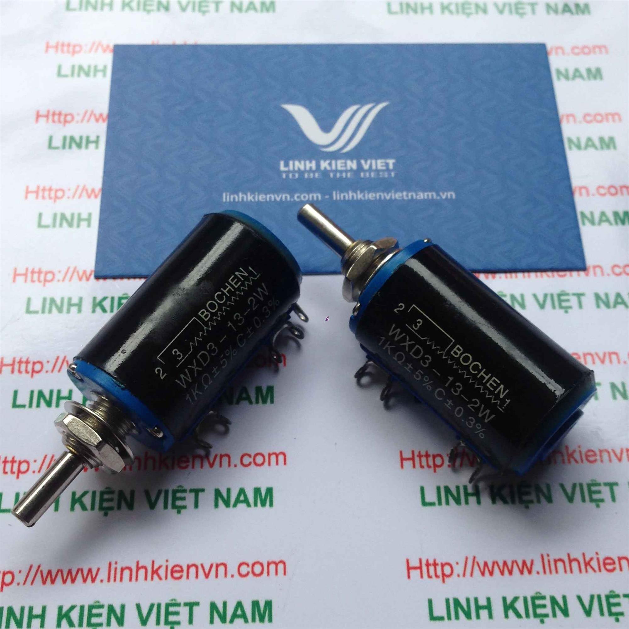 Chiết áp vi chỉnh 1K WXD3-13-2W - G5H12
