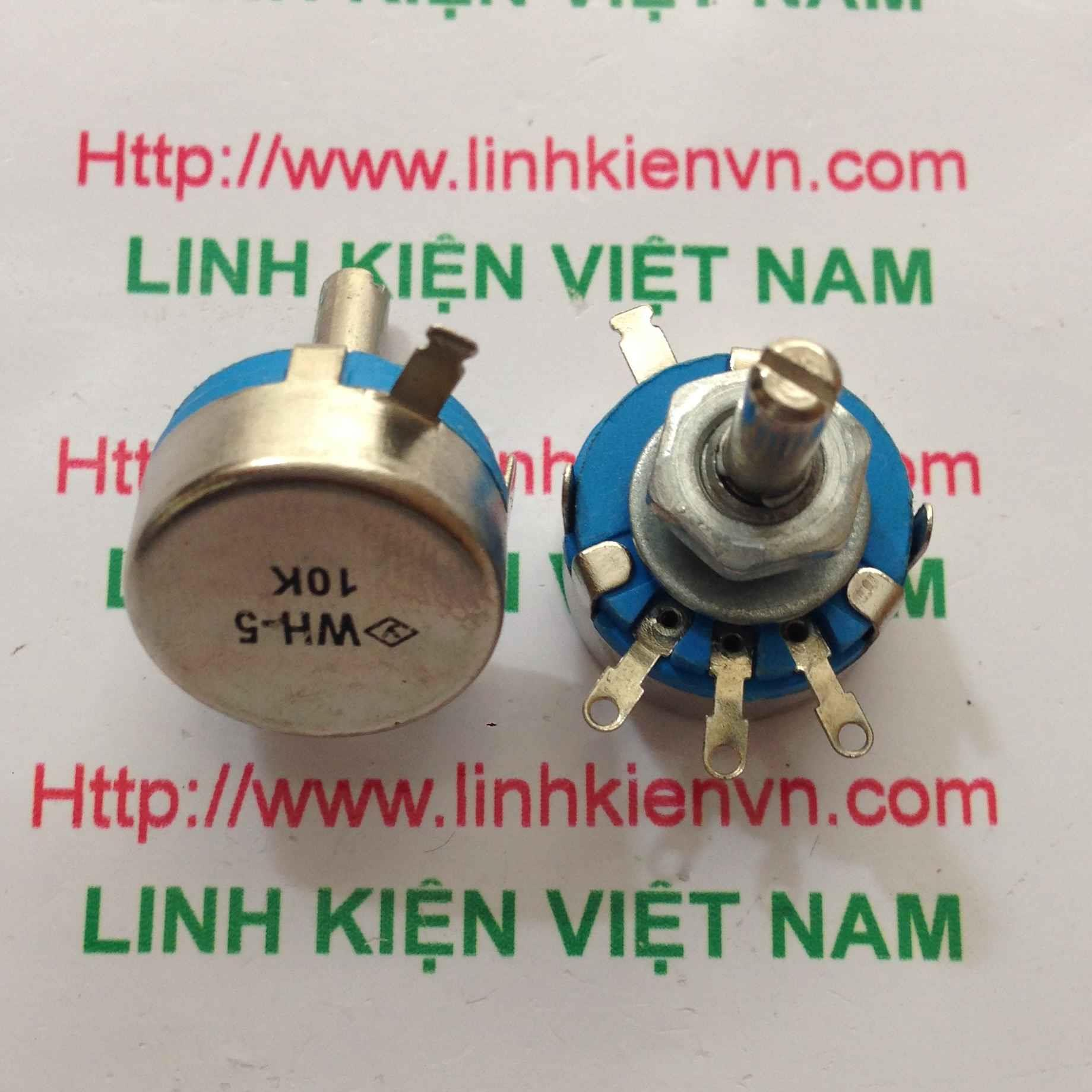 Chiết áp WH5-1A 10K - A5H16