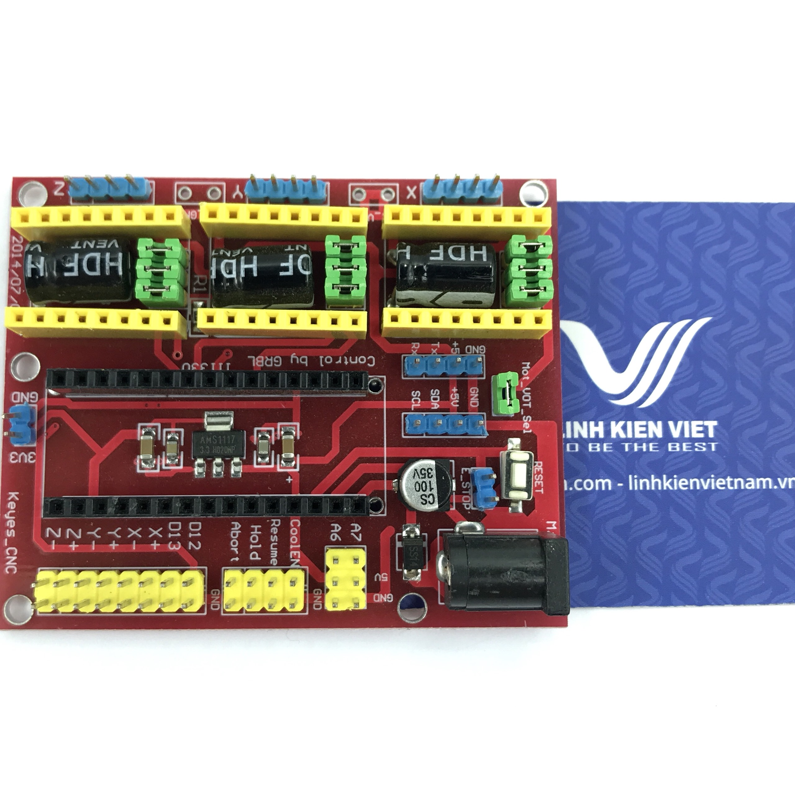 Arduino CNC Shield A4988 V4 - D3H23