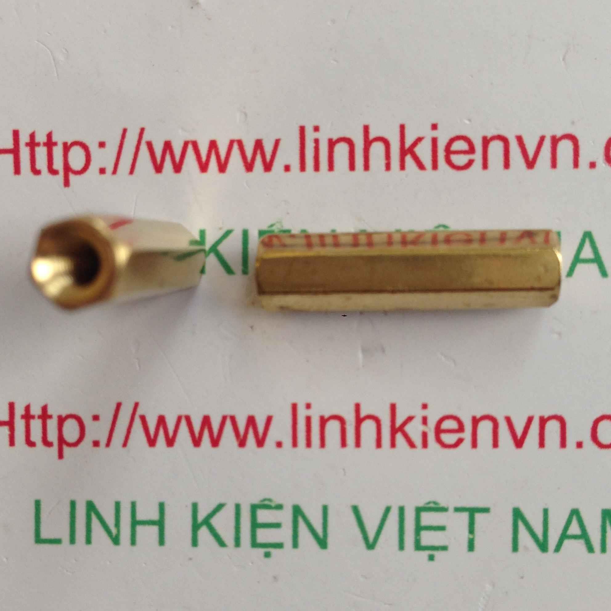 cọc đồng M3x20mm - i4H19 (KA2H4)