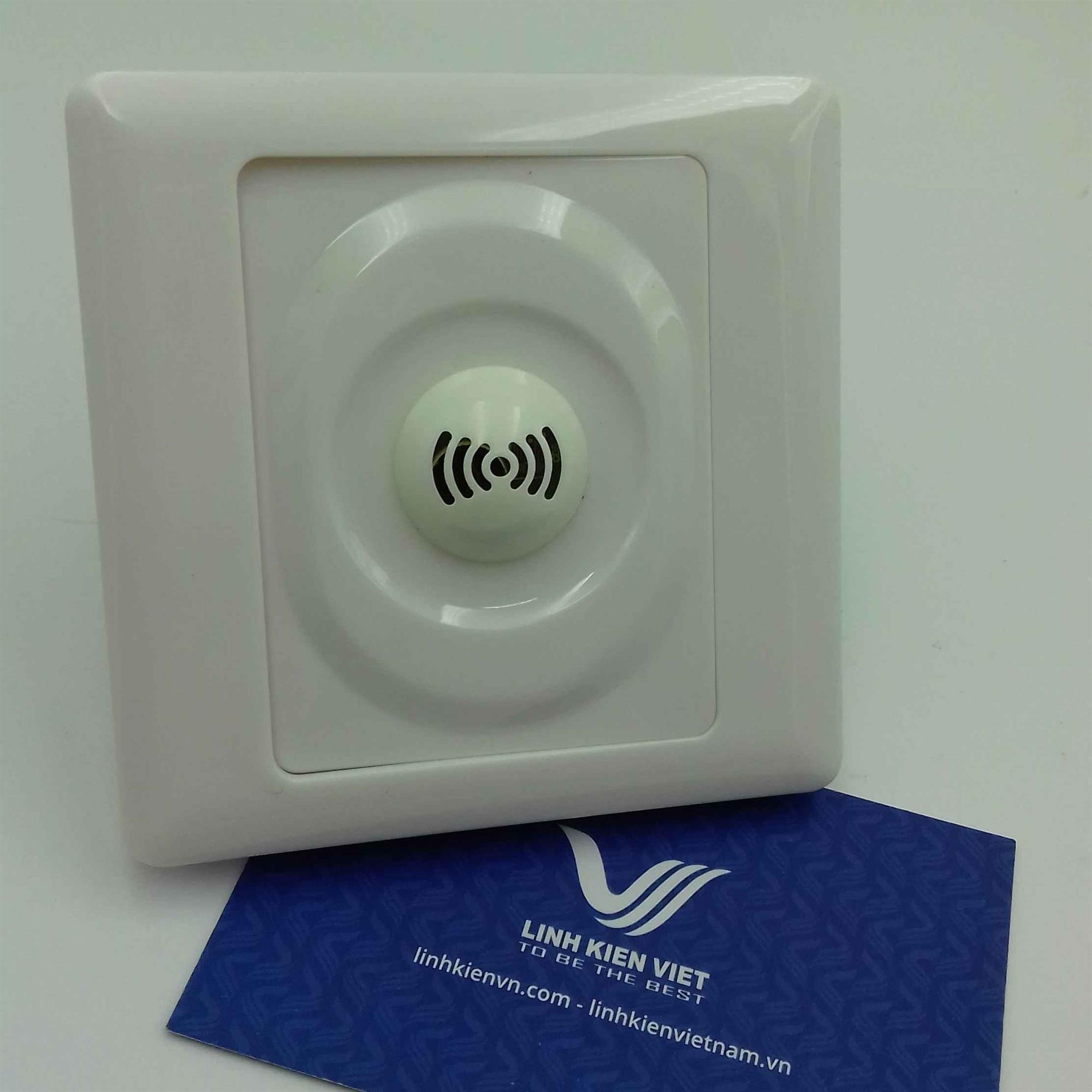 Công tắc Bật tắt đèn bằng âm thanh / Công tắc Bật đèn khi có tiếng động - i4H7 (KA10H1)