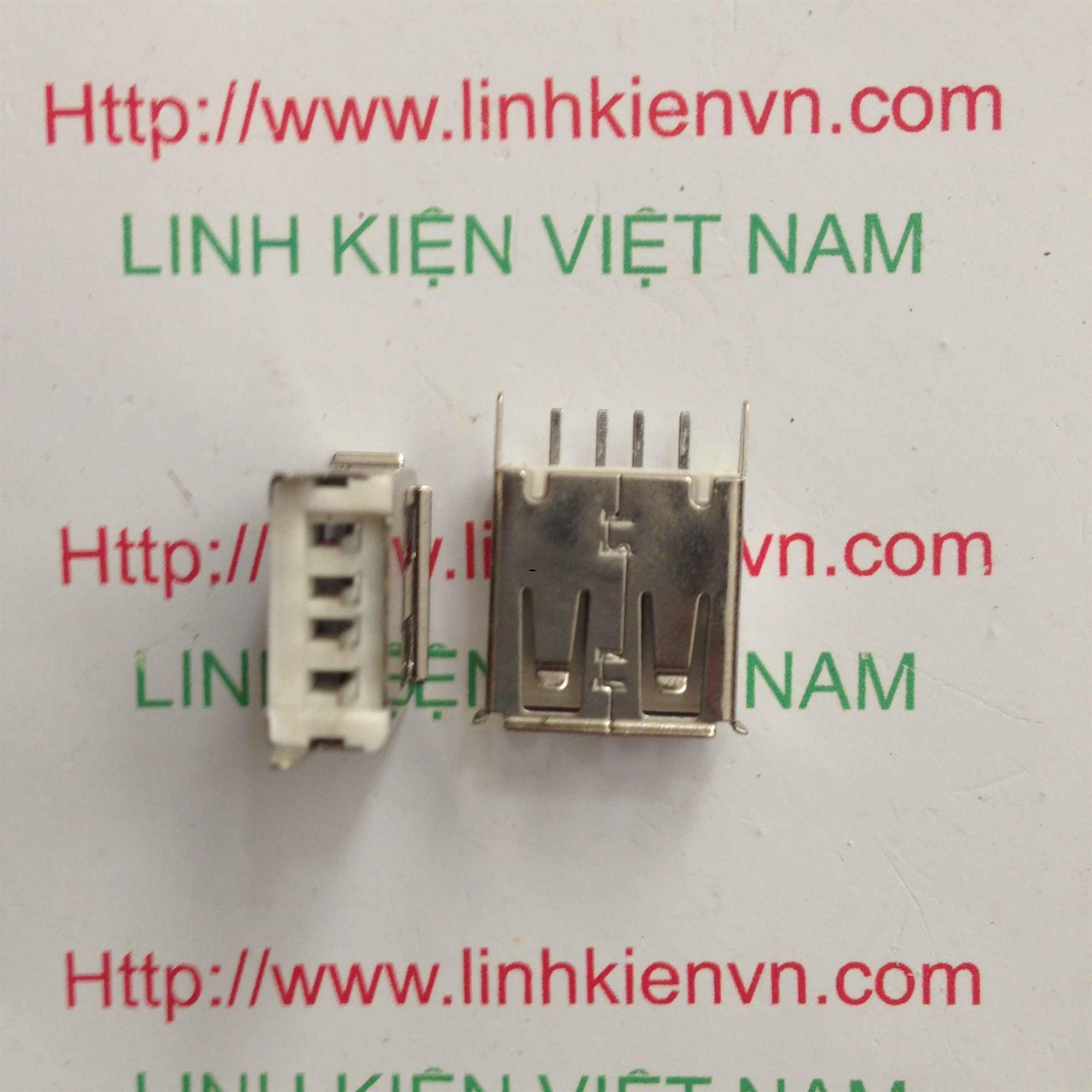 CỔNG USB CÁI CẮM ĐỨNG - G5H6