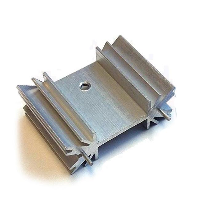 Tản nhiệt nhôm TO247 / Tản nhiệt nhôm 34x38x12mm - G2H18 (KA3H1)