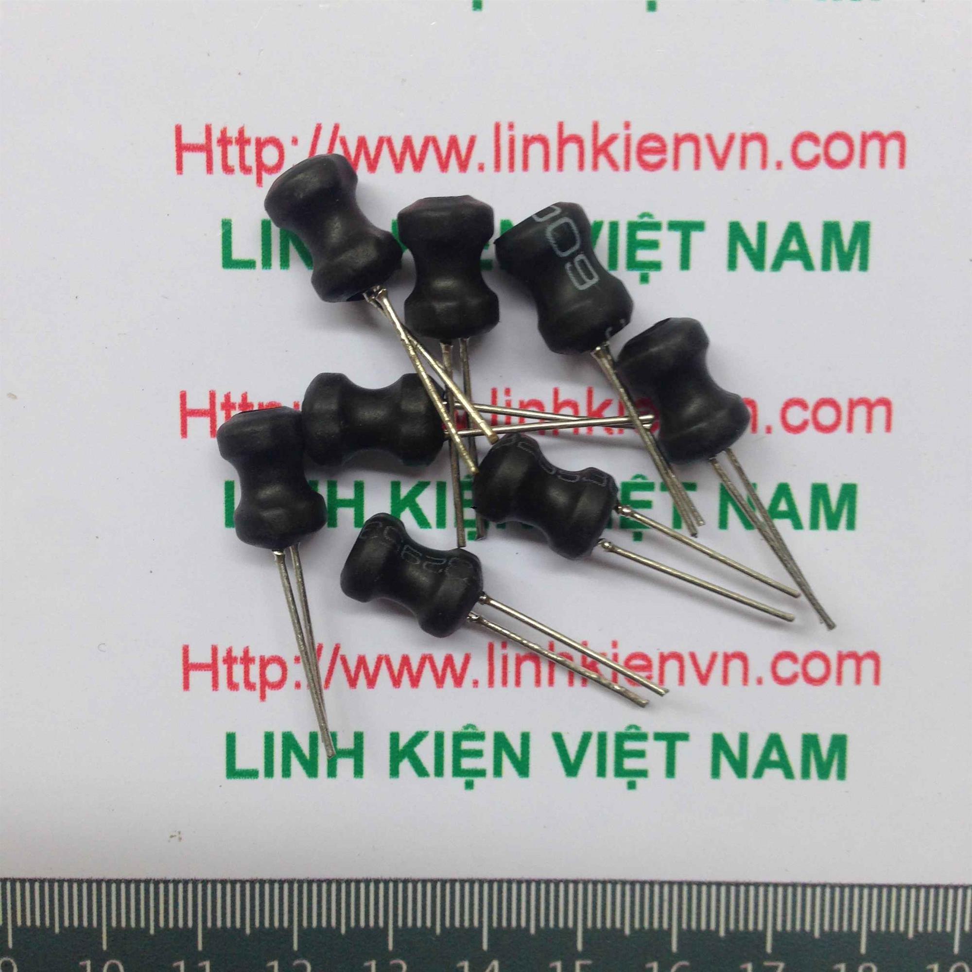 Cuộn cảm 6x8 220uF - B9H1
