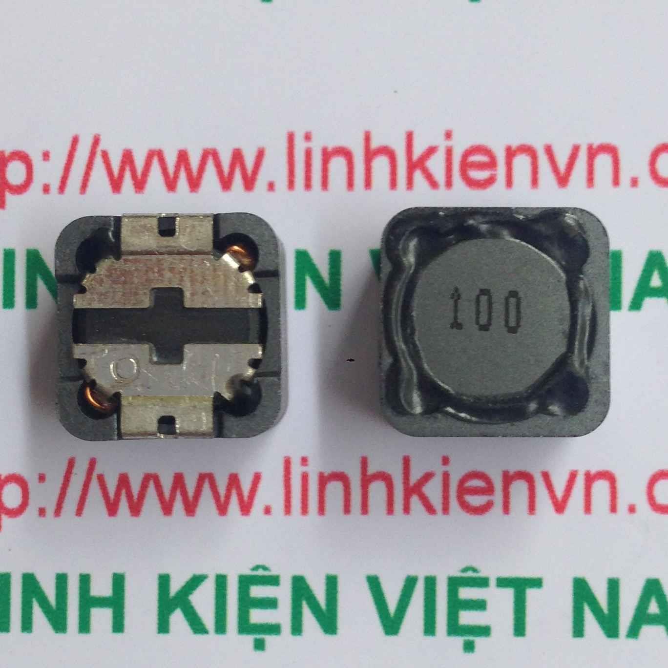 CUỘN CẢM DÁN 12x12x7mm 3A - 330uH - C10H18