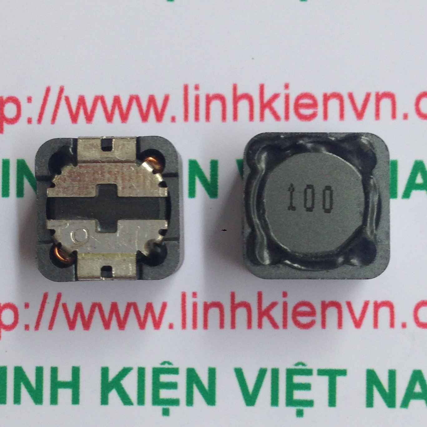 CUỘN CẢM DÁN 12x12x7mm 3A - 10uH - B10H15