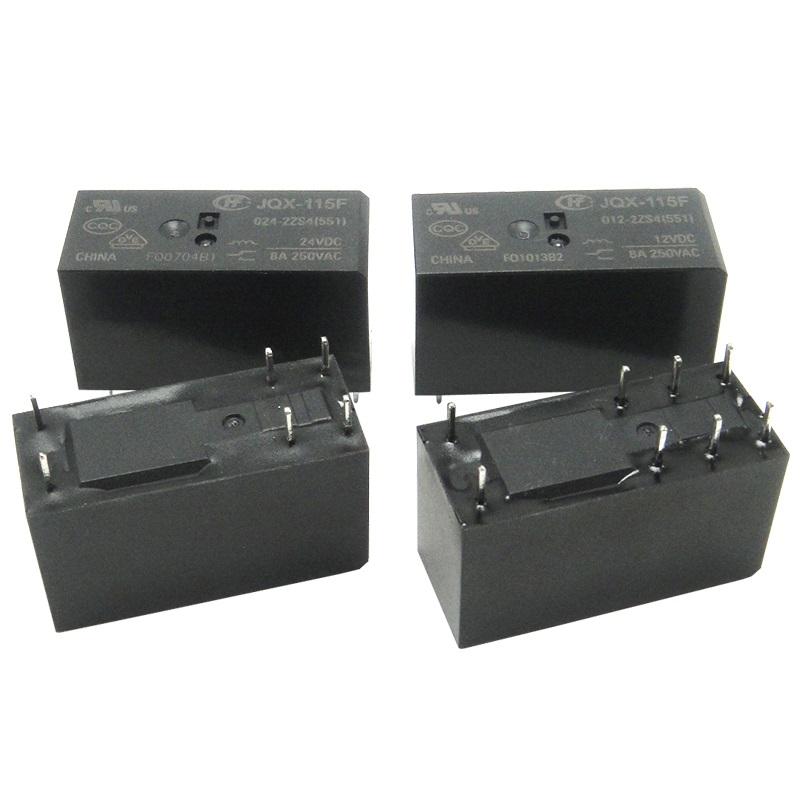 Relay 24V 8A-250VAC JQX-115F / Relay 8A 24V - G3H2(KB4H3)
