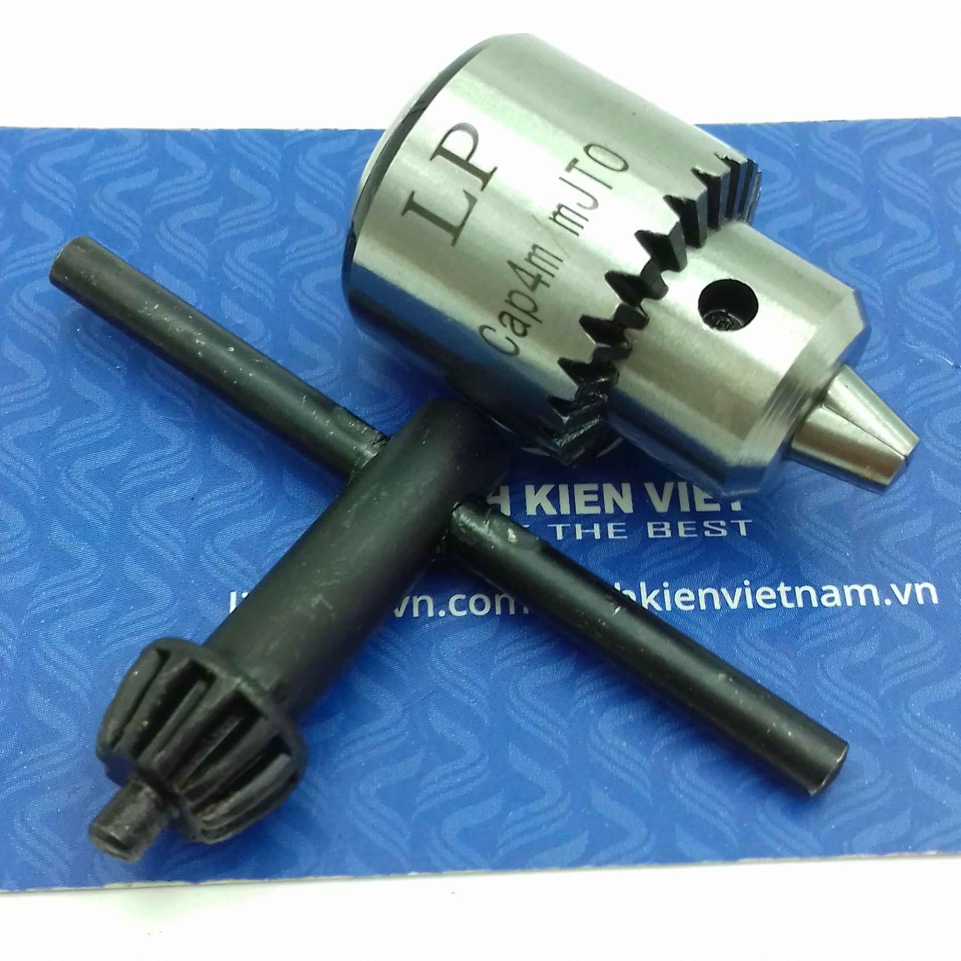 đầu kẹp mũi khoan 0.3-4mm / trục giữ mũi khoang / Đầu khoan mạch 0.3-4mm - i6H17