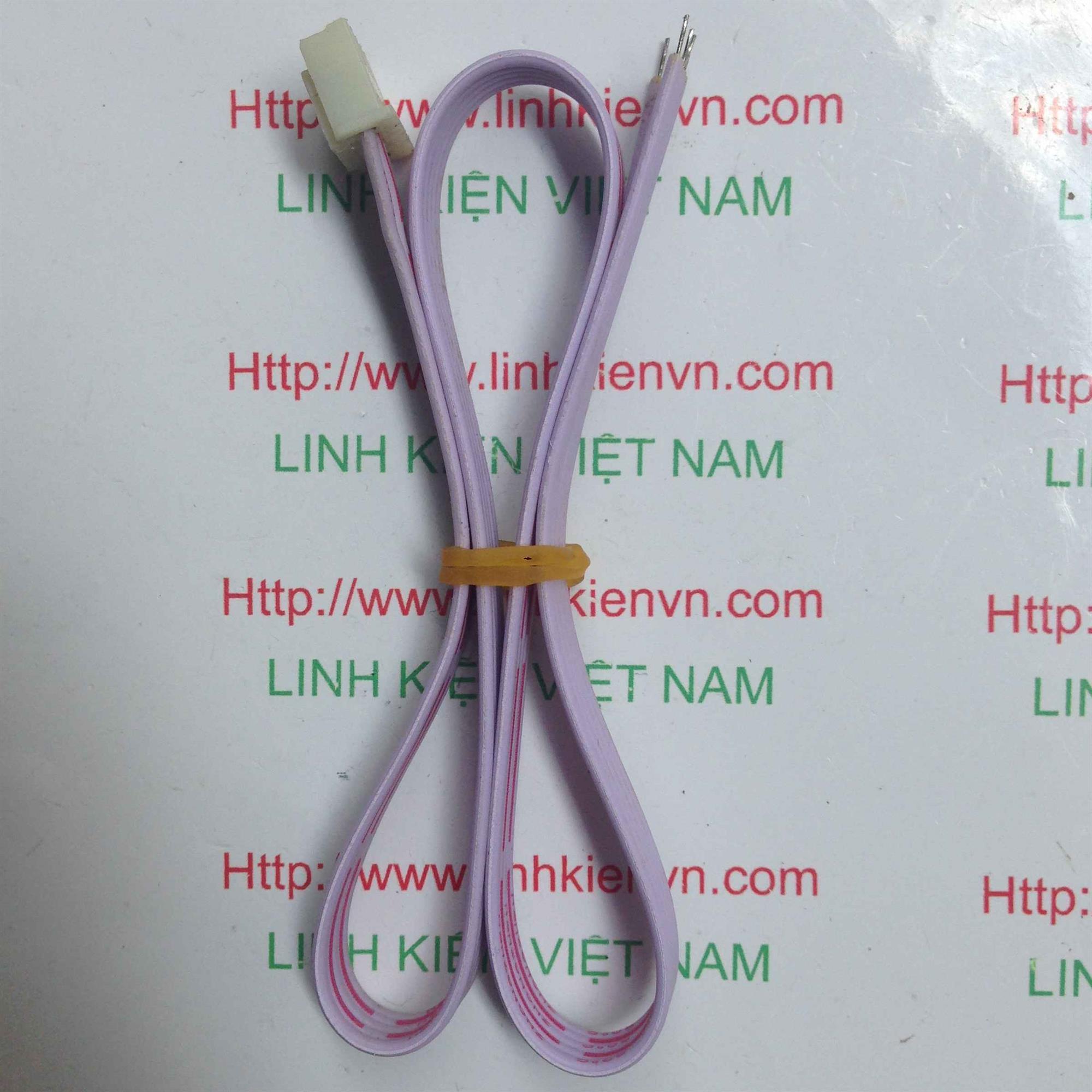 Dây cáp 5 sợi - XH2.54 - A2H11 (KA5H2)