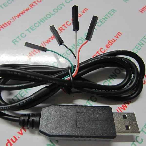 DÂY USB TO UART PL2303 - K2H6
