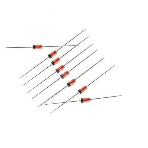 Diode zener 1/2W 5.1V / Diode zener 0.5W 5.1V  (10 chiếc) - B5H2