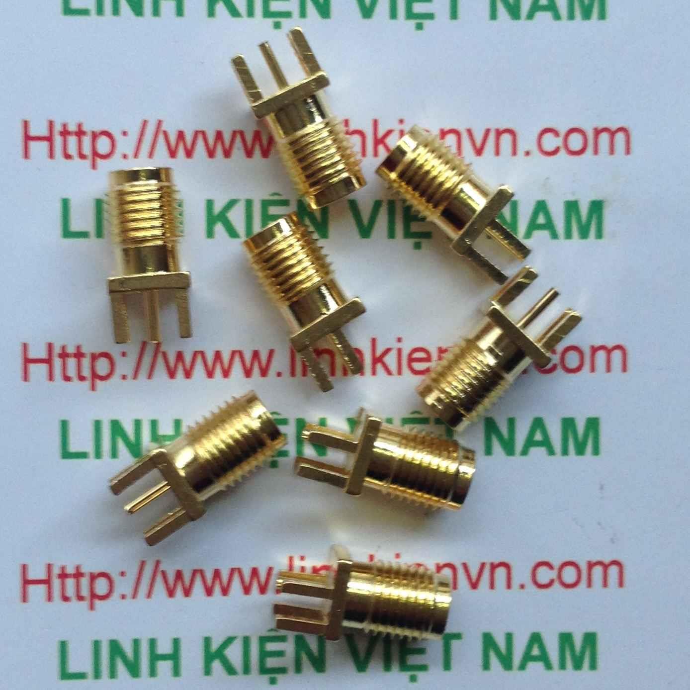 Đế Anten SMA 5 Chân LKVN-CL ( Loại Đực Thẳng) - F4H12