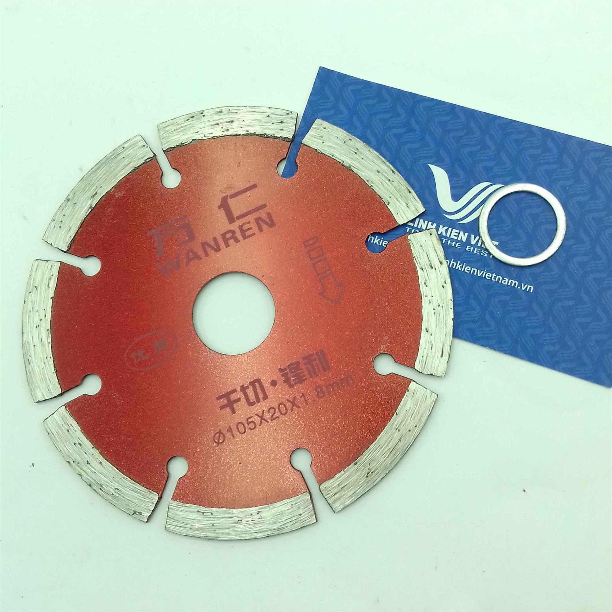 Đĩa cắt đá / Lưỡi cắt đá- I6H18