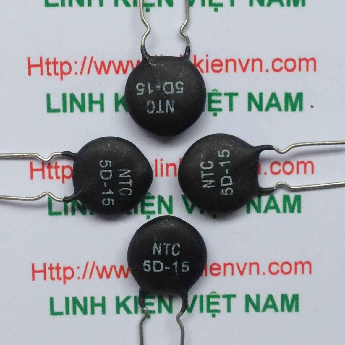 ĐIỆN TRỞ NHIỆT NTC 5D-15 - E2H15