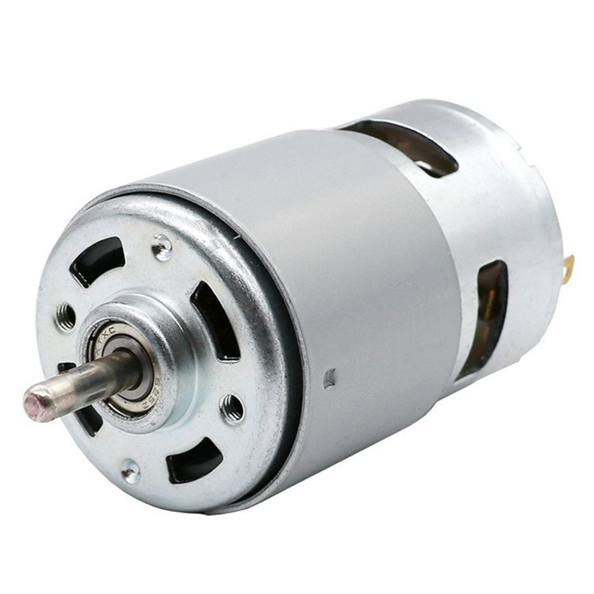Động cơ 775 1 đầu 12V 15000 rpm siêu mạnh -