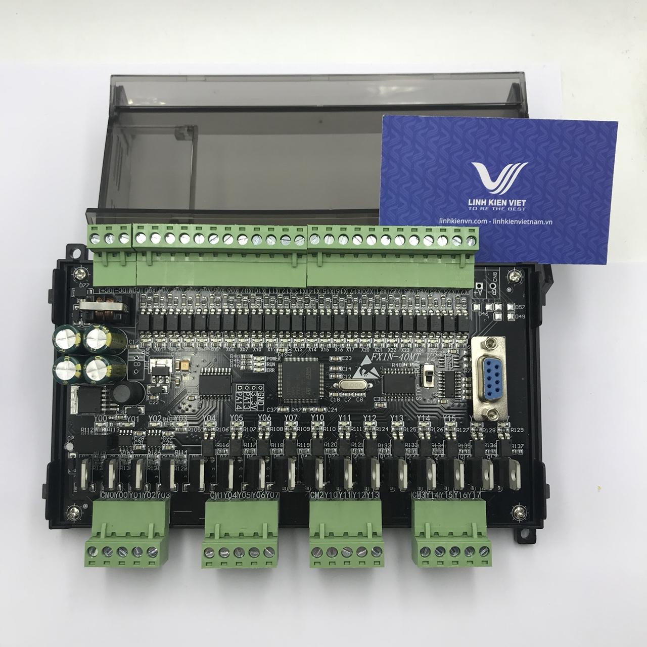 BOARD PLC FX1N - 40MT / BO PLC 1N40MT- KHO B