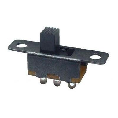 Công tắc gạt 3P 2.54mm/ Công tắc gạt 3 pin SS12F15(1P2T) h=6mm - D3H4